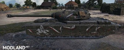 """IS-3A Remodel&Skin """"Hussaria"""" 1.0.2.3 [1.0.2.3], 1 photo"""